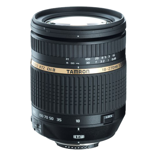 How to repair Tamron lens AF 18-270 F 3.5-3.6 - Exchange VC